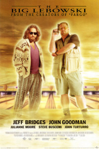 The Big Lebowski: Out of my element begins