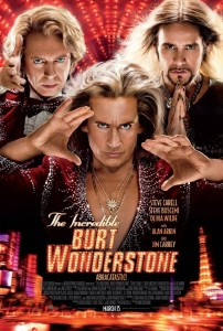 """The Incredible Burt Wonderstone:"" A different approach"