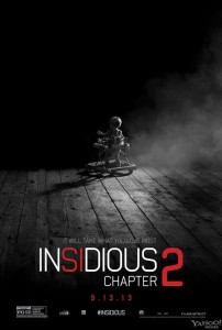 Insidious Chapter Two: Not-so scary sequel