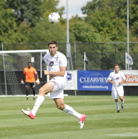 Men's soccer primed for return to NEC playoffs