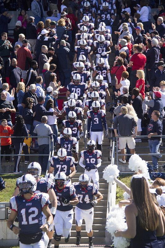 Colonials+head+into+pivotal+matchup+with+Bryant+on+Saturday+