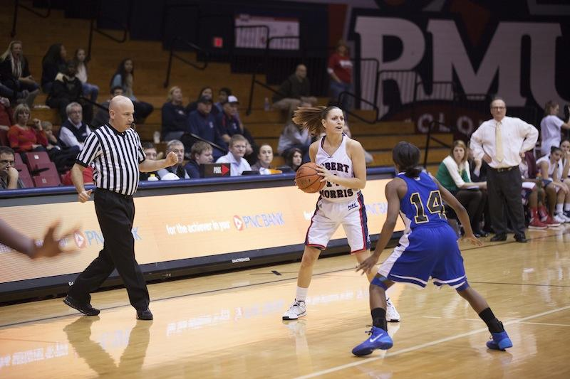 RMU+Women%27s+Basketball%2C+Nov+17