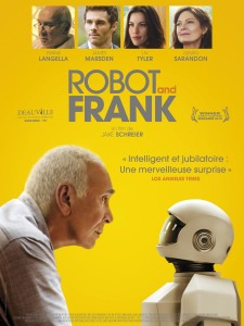 """""""Robot And Frank:"""" Sci-fi independence"""