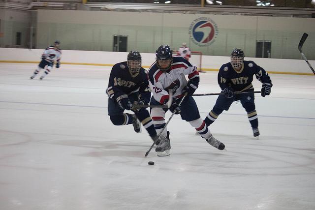 ACHA+DI+hockey+team+suffers+first+home+loss