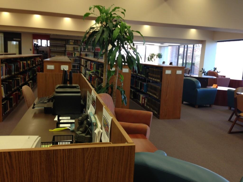 Changes coming to RMU Library