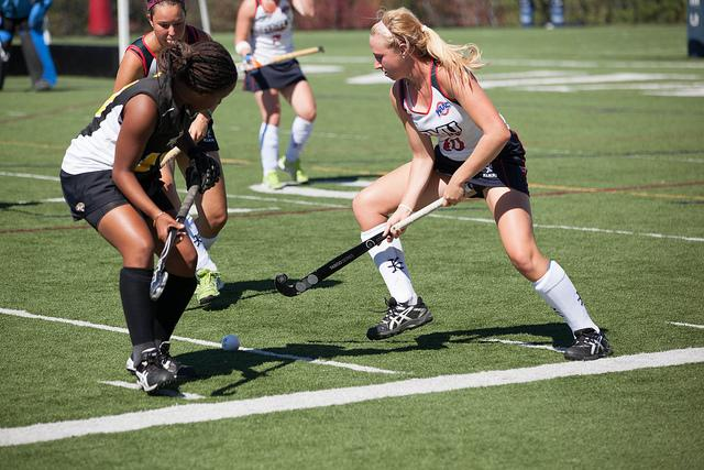Colonials secure playoff berth with win over Monmouth