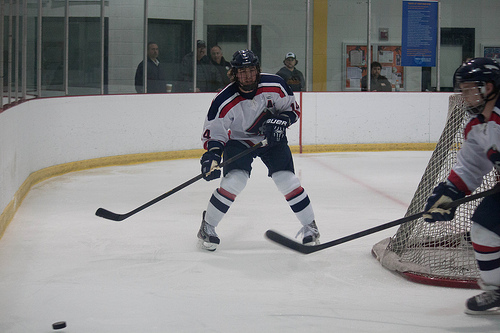 Colonials split weekend home stand with 7-2 win against Canisius College