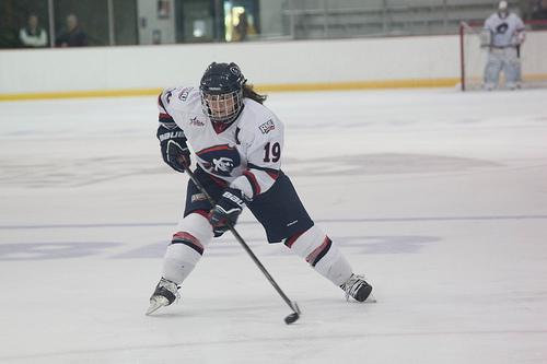 RMU couldn't pick up their tenth win losing to the Lakers 4-1 Friday evening on the road.