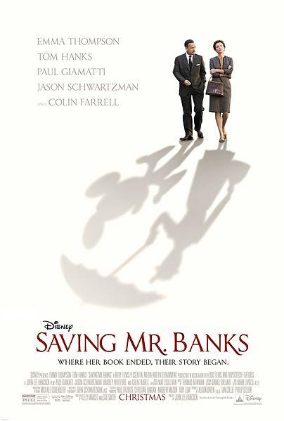 The Story of Saving Mr. Banks