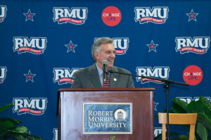 BREAKING: President Dell'Omo to remain at RMU
