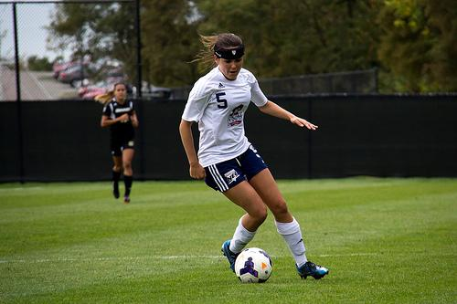 Hometown talent: Grese eclipsing expectations for RMU women's soccer squad