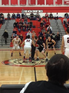 Tiger Trouble: Bethel Park edges Moon on late comeback