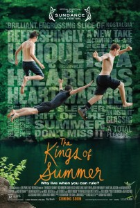 """The Kings of Summer"", The Kings Of Coming of Age"