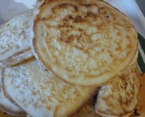 For the Love of Food: Breakfast edition – The perfect pancakes every time