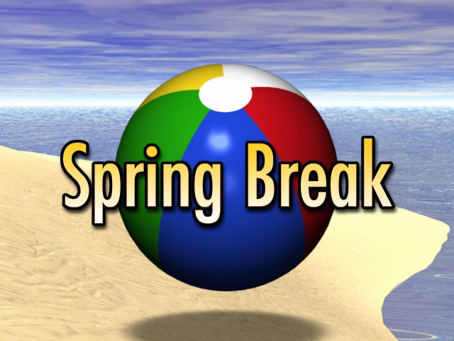 Preparing+for+spring+break