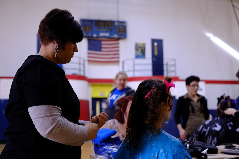 Haircut-A-Thon a big success for RMU Band