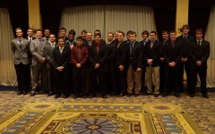 New fraternity strives to expand RMU Greek Life