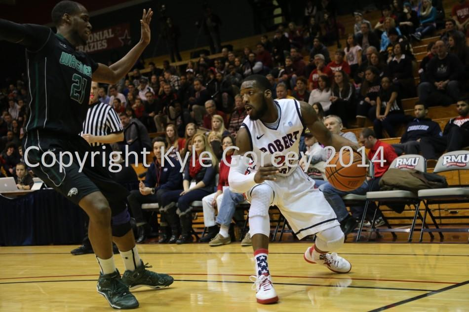 Distance not a factor for RMU and Wagner