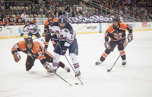 RMU to face Bowling Green in outdoor game