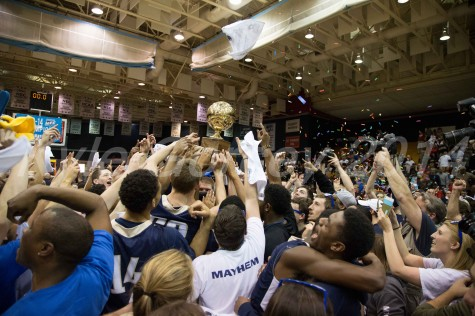 Mount St. Mary's whacks RMU's NCAA Tournament aspirations