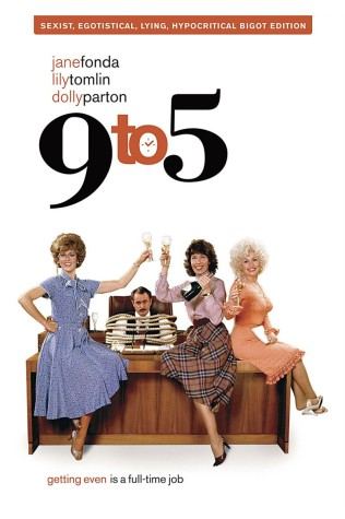9 to 5: Living for 80's women's comedies