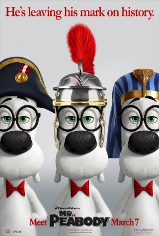 Mr. Peabody and Sherman: Pun for all ages