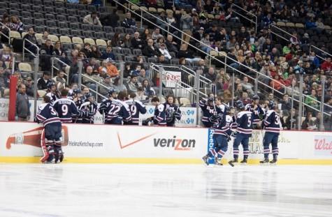 RMU's Cinderella story ends against Minnesota