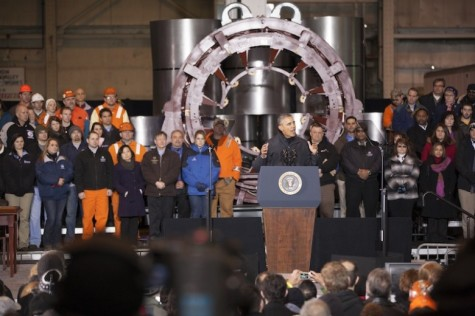 """President Obama Picks Pittsburgh as Place with """"Opportunity For All"""""""