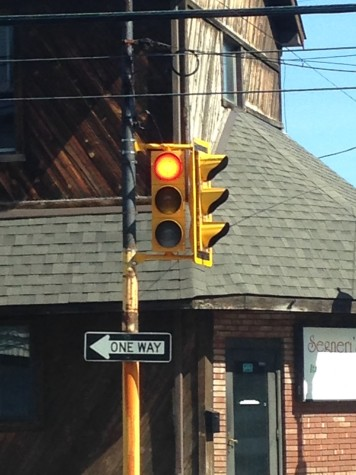 New traffic lights on 4th Avenue in Coraopolis are a result of a PennDOT grant