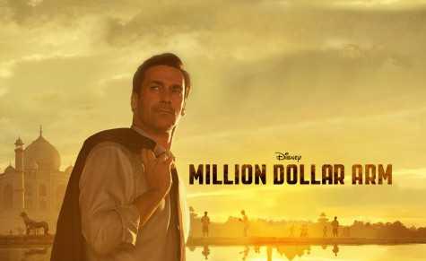 """Disney's """"Million Dollar Arm"""" a home run"""