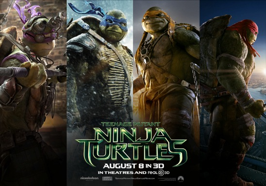 """Teenage Mutant Ninja Turtles"": A hollow shell of a movie"