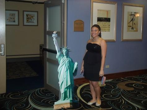 New Yorktown, held in Yorktown hall Friday night.