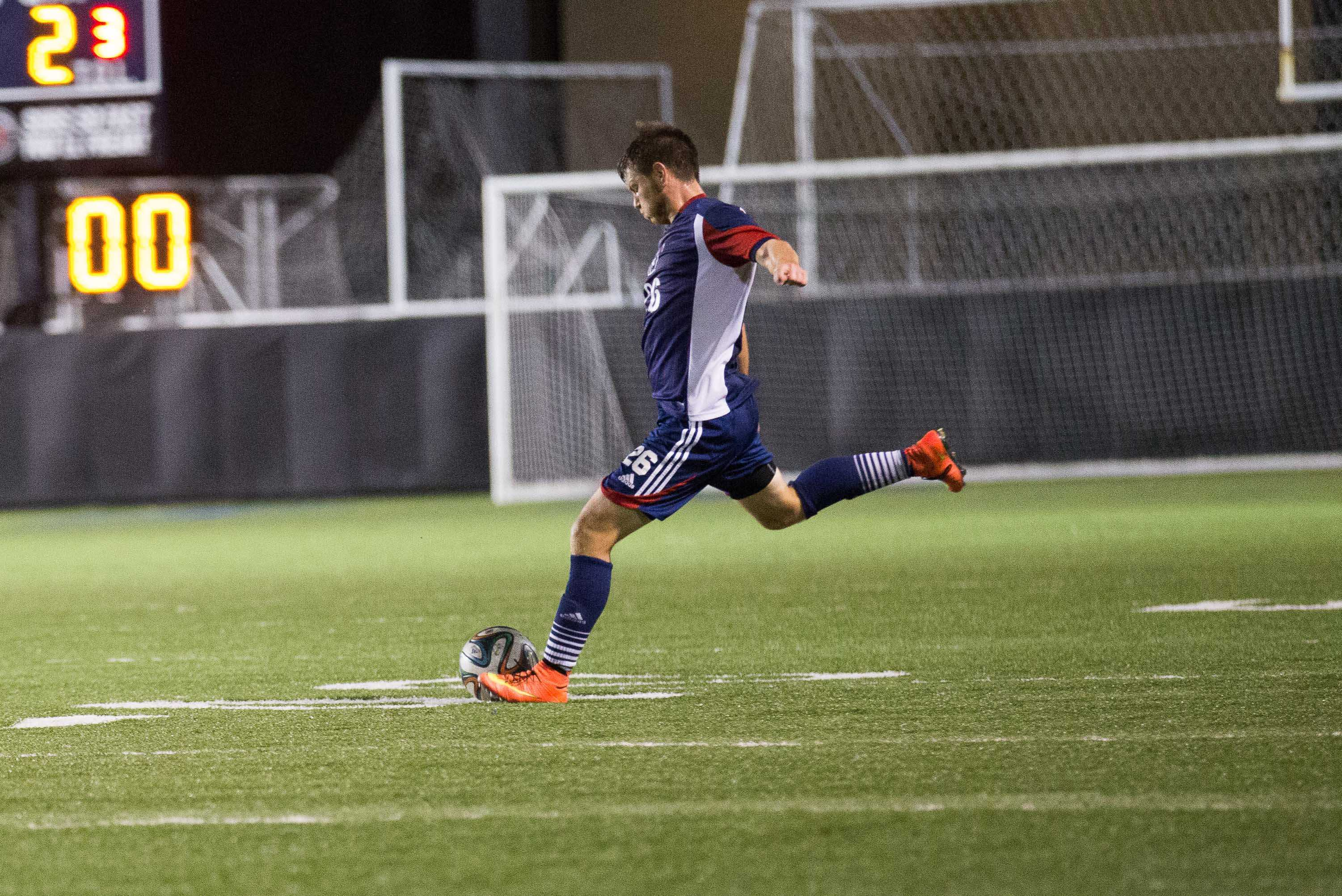 The Colonials fell to 4-5 on the season losing to George Washington Friday.