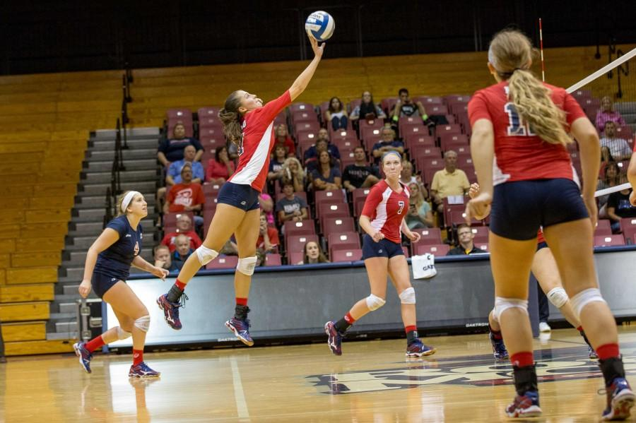 RMU+improved+to+5-2+in+NEC+play+Sunday+defeating+CCSU+3-1.