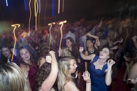 2014 Homecoming dance.