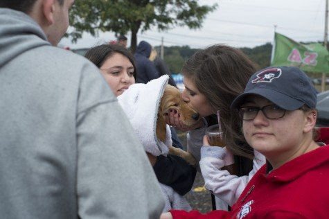 Tailgate Ally, RMU homecoming 2014.