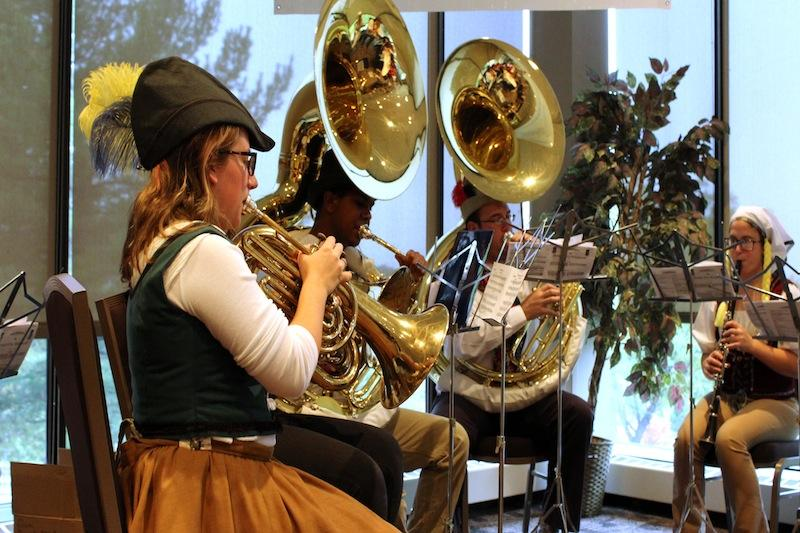 RMU community comes together for Oktoberfest tradition