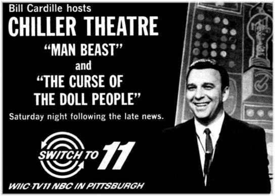 For more Information on Chiller Theatre  &
