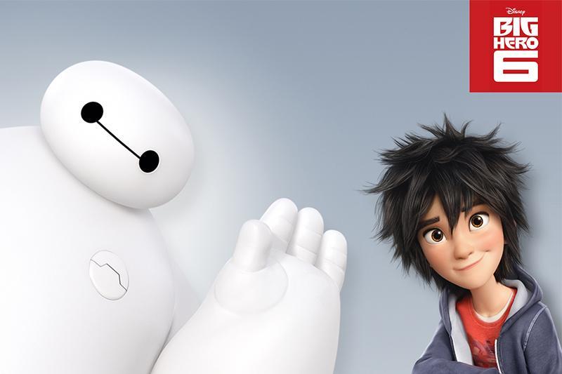 Disney+continues+magic+with+%E2%80%9CBig+Hero+6%E2%80%9D
