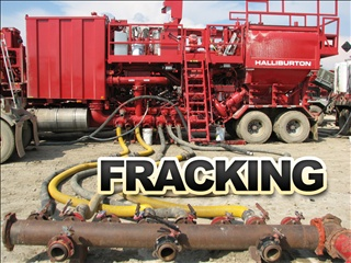 Fracking hot-button issue in Pa gubernatorial race