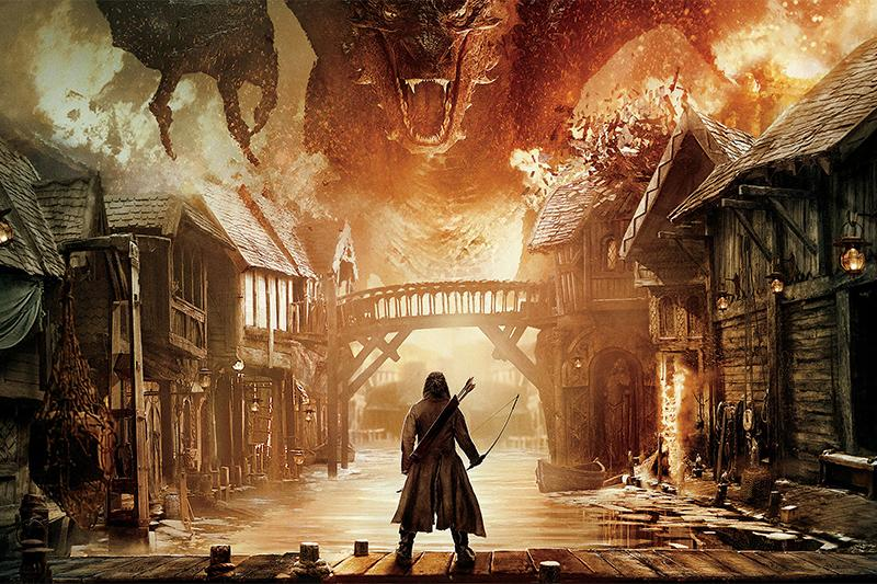 Battle of the Five Armies: Smaug dies and nothing else happens