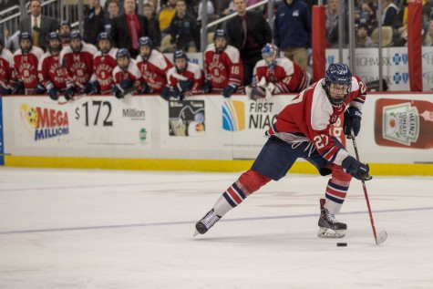 Colonials hockey to start season against Air Force