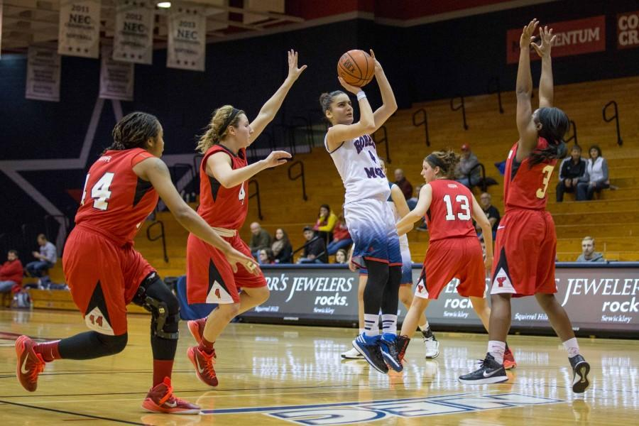Colonials collapse against Youngstown State in overtime