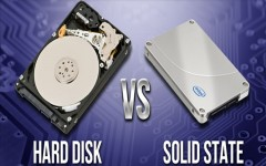I'm all about that Solid State, no hard disks