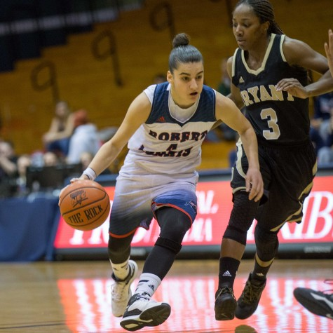 Colonial Talk: RMU vs Central Connecticut State (WBB)