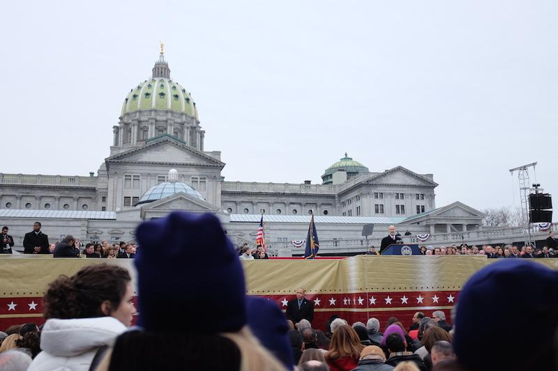 Wolf plans to help PA prosper as new governor