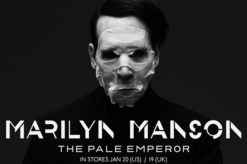 The Pale Emperor: Manson returns to his throne