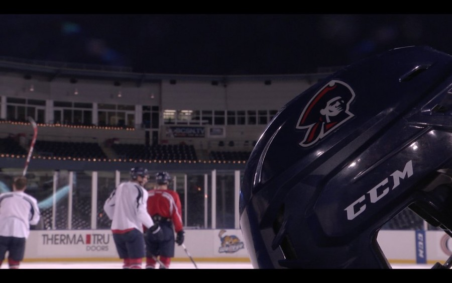 RMU breaks even in first ever outdoor game