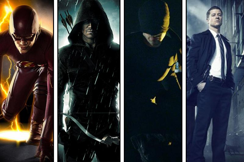 The Hero Network: Why TV format is ideal for superhero adaptations