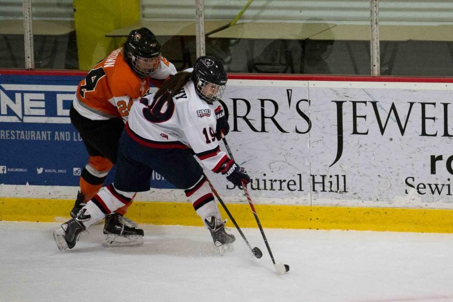 Unlucky streak dooms Colonials against RIT